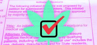 2020 Cannabis Legalization: What's On the Ballot? | Ganjapreneur
